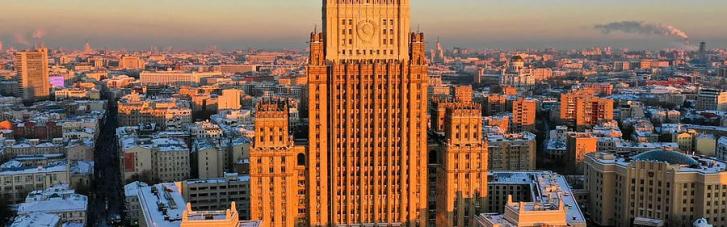 Россия выдворяет сотрудника посольства Румынии