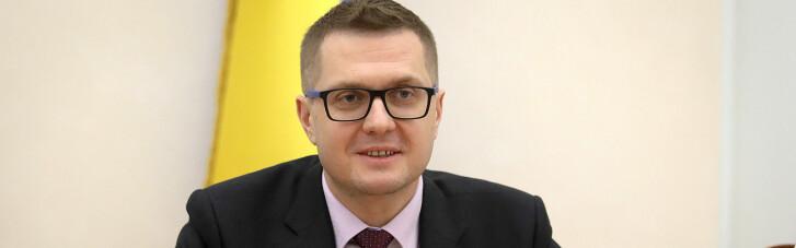 Баканов назвав кількість кримінальних справ за держзраду