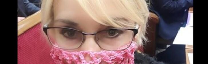 """Богуцкая заявила, что додумалась о """"подготовке путча Порошенко"""" из-за беременности подруги Федины"""