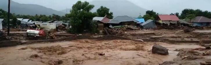 Повінь в Індонезії та Східному Тиморі забрала життя більше 40 осіб