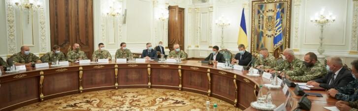 Зеленский собрал резервистов, чтобы рассказать, что их скоро снова призовут в армию