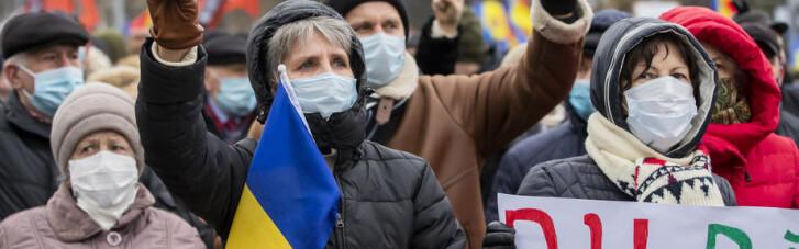Хоч потоп. Яку Молдову хоче залишити в спадок Майї Санду Ігор Додон