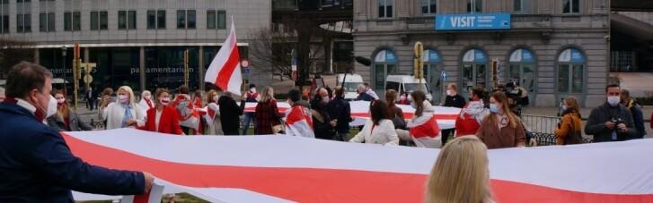 Підсумки Дня Волі в Білорусі: понад 200 затриманих