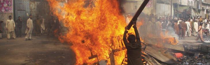 Политкорректный геноцид. Почему Европа помогает мусульманам, а не христианам
