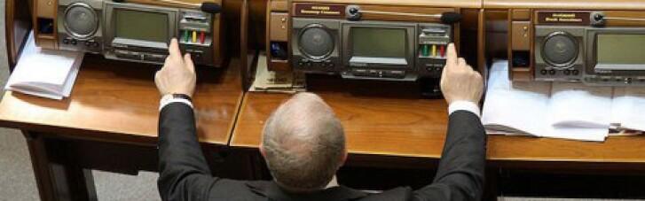 Нардеп потеряет мандат, если его признают виновным в кнопкодавстве, — Разумков