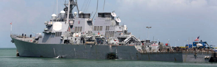 """Hello, Vladivostok. Что означает """"вторжение"""" американского эсминца в российские воды"""