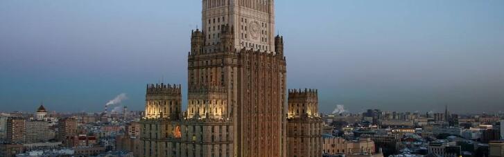 Российский дипломат покинул Украину