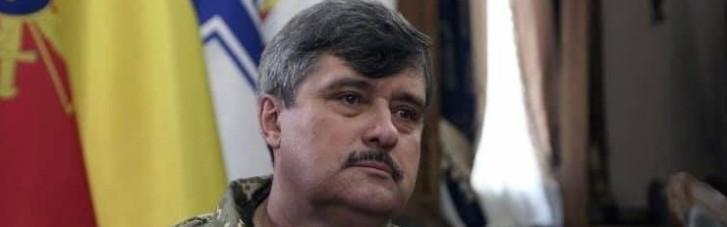 Генерал Назаров став радником Головнокомандувача ЗСУ Залужного з політичних питань