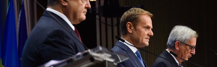 Наглость - второе счастье. Чем Украина испугала ЕС на саммите