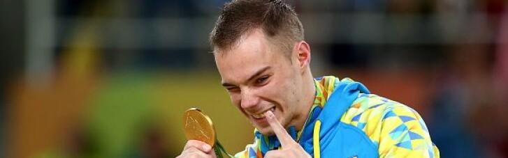 Олімпійського чемпіона Верняєва відсторонили від змагань