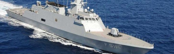 Позитив недели. В Турции заложили первый корвет для украинских ВМС