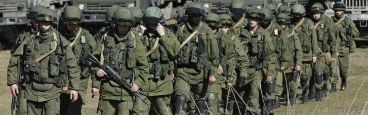 Чисельність російських військ на кордоні України подвоїться, — Офіс президента