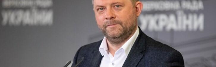 """Корнієнко спростував слова Рудик про бажання """"слуг"""" створити коаліцію з """"Голосом"""""""