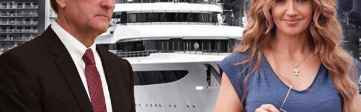 Медведчук сховав свою 5-палубну яхту від санкцій, — ЗМІ (ФОТО, ВІДЕО)