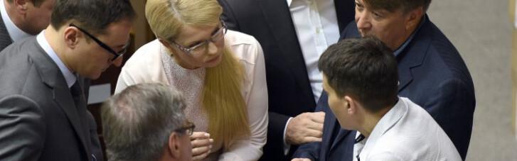 Интрига-2018. Кого оппозиция выберет единым кандидатом против Порошенко