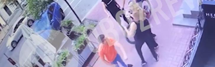 З'явилося відео побиття танцюриста співробітником держохорони (ФОТО)