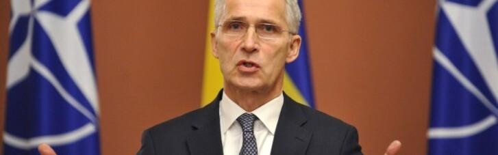 Столтенберг серед основних викликів для НАТО назвав Росію та Китай