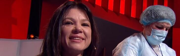 Українські зірки влаштували сеанс публічного щеплення (ВІДЕО)
