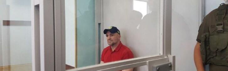 Мангер сидітиме в ізоляторі СБУ до 11 вересня