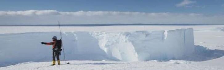 Від Антарктиди відколовся айсберг, більший площею за Київ (ФОТО, ВІДЕО)