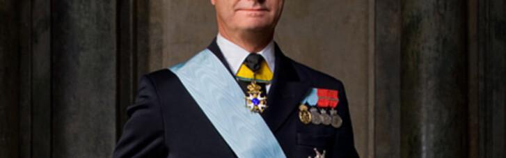 Зеленський привітав із днем народження короля Швеції