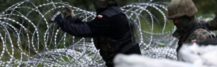 В Польше прогнозируют продолжительный кризис на границе с Беларусью
