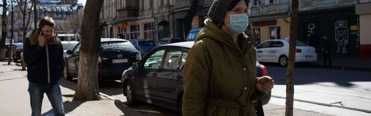"""""""Філософське питання"""": У МВС розповіли про покарання за неносіння масок на вулицях"""