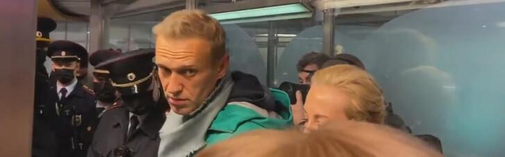 Ленин без трусов. Чем чревато возвращение Навального