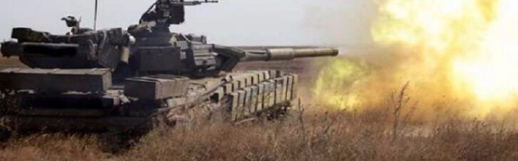 Бои под Красногоровкой. Откуда боевики танками хотят выбить ВСУ (КАРТА)