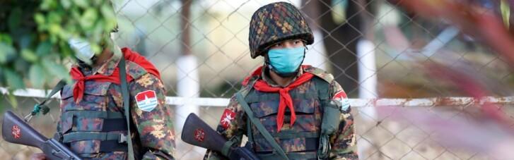 Переворот в Мьянме: число погибших протестующих превысило тысячу