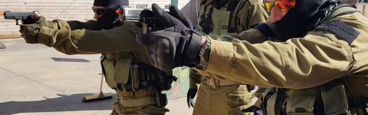 Позитив недели. Украинские военные смогут учиться в антитеррористической академии Израиля