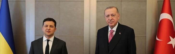 Туреччина ніколи не визнає Крим частиною Росії, — Ердоган