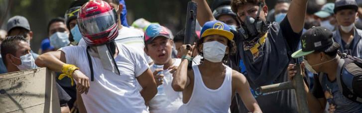Майдан в Никарагуа. Ножи в спину Путину втыкают даже верные вассалы