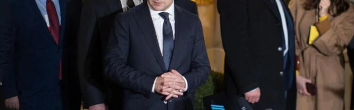 Ускользающая капитуляция. Переговоры в Париже усилят пророссийское крыло на Банковой