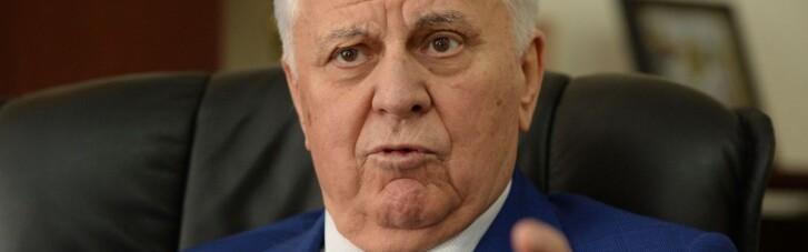Кравчук попередив Росію: Спроби тиску на Україну не матимуть успіху