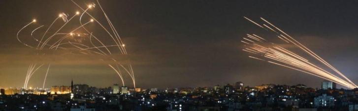 """Ізраїль помістить """"Залізний купол"""" на військові кораблі"""