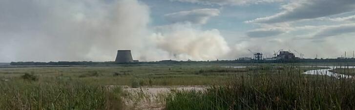 Хроніка паніки та істерики. Чи потрібно боятися пожеж у Чорнобильській зоні