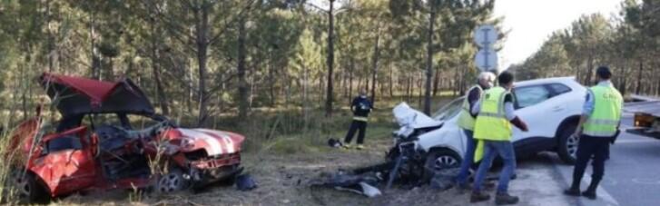 Молодая пара из Украины погибла в Португалии