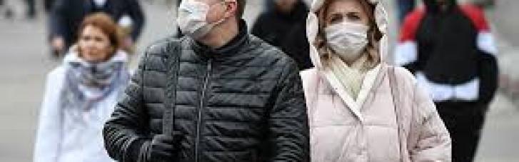 Київ - лідер: статистика коронавірусу по областях на 8 травня