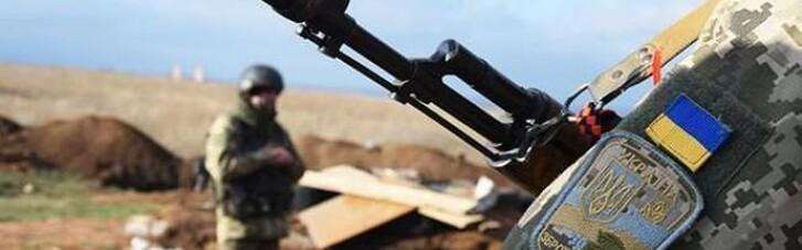 Бойовики обстріляли позиції ЗСУ біля Пісків