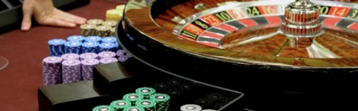 Первые лицензии наземного казино пополнили Госбюджет на 72 млн грн