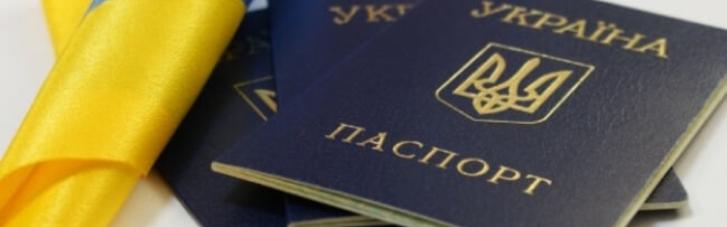 Раді рекомендують вивести з обігу паспорти-книжечки