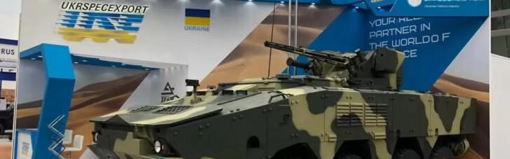 """""""Укроборонпром"""" привіз нову техніку на виставку до ОАЕ (ВІДЕО)"""