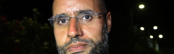 Сина Каддафі збираються заарештувати за зв'язок з російським найманцями, що здійснювали військові злочини в Лівії