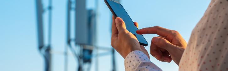 Посмотреть в черное зеркало. Как 5G поможет смартфонам лучше шпионить за своими владельцами