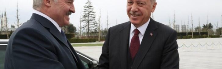 Нічого особистого. Чому Ердоган заступився за Лукашенка перед НАТО