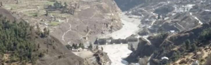 Сходження льодовика в Індії: відомо про щонайменше 14 загиблих