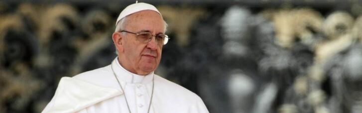 Папа Римський привітав з Великоднем всіх православних і греко-католиків