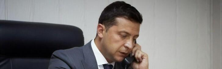 Новий страх Банкової. Чи відмовиться Зеленський від дзвінка Байдену по телефону Порошенка
