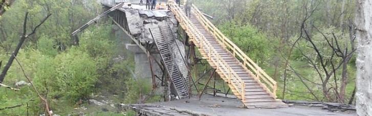 """Танки или """"пенсионные туристы"""". Кто реально выиграет от восстановления моста в Станице"""
